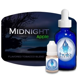 e liquide Halo Midnight Apple