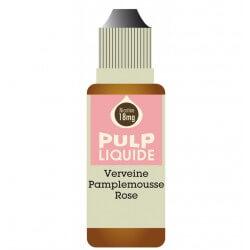 E-liquide Pulp La verveine Pamplemousse rose