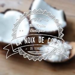 E-liquide VDLV Noix de coco