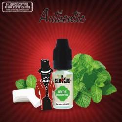 E-liquide Cirkus Menthe Chlorophylle