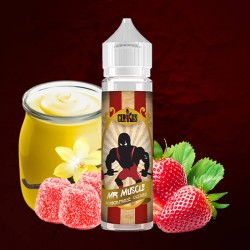 E-liquide Cirkus Black Mr Muscle 50 ML