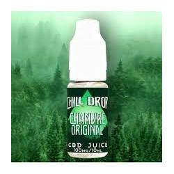 E-liquide CBD chanvre original par Chill Drop